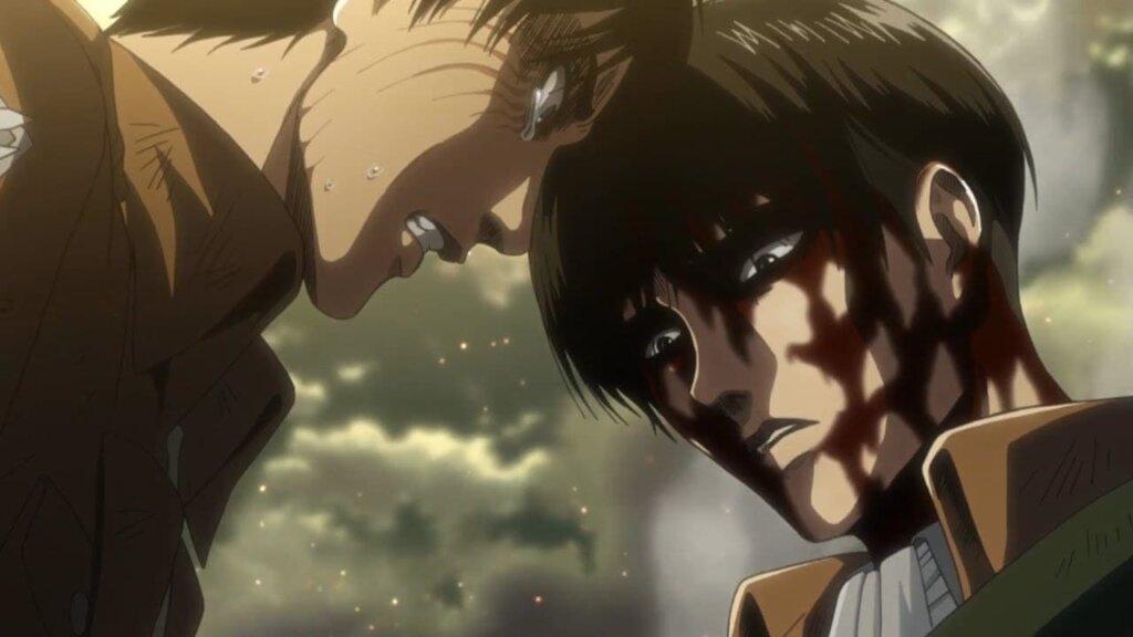 Attack On Titan Season 4 Episode 7