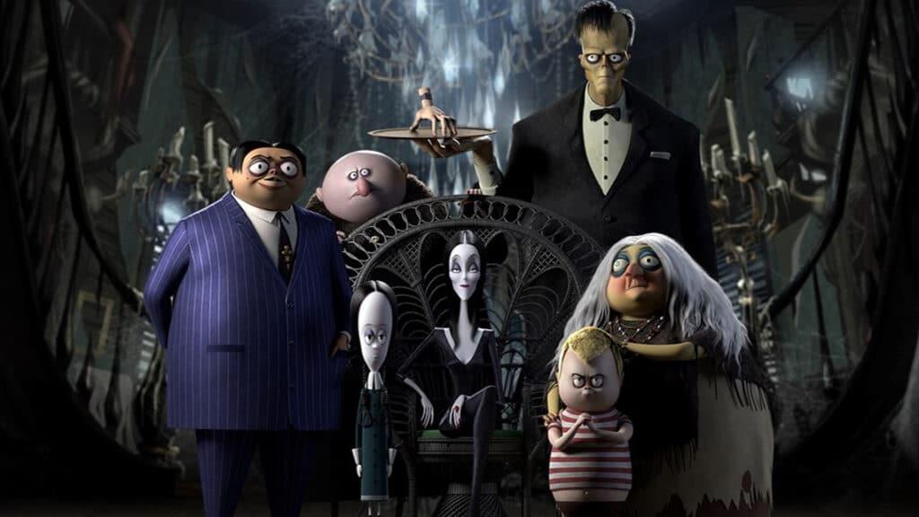 Addams Family 2 netflix