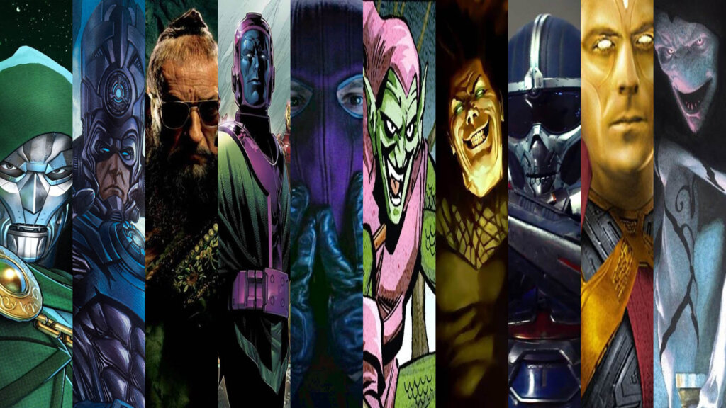 Marvel Top 10 Villains MCU Phase 4 Villains