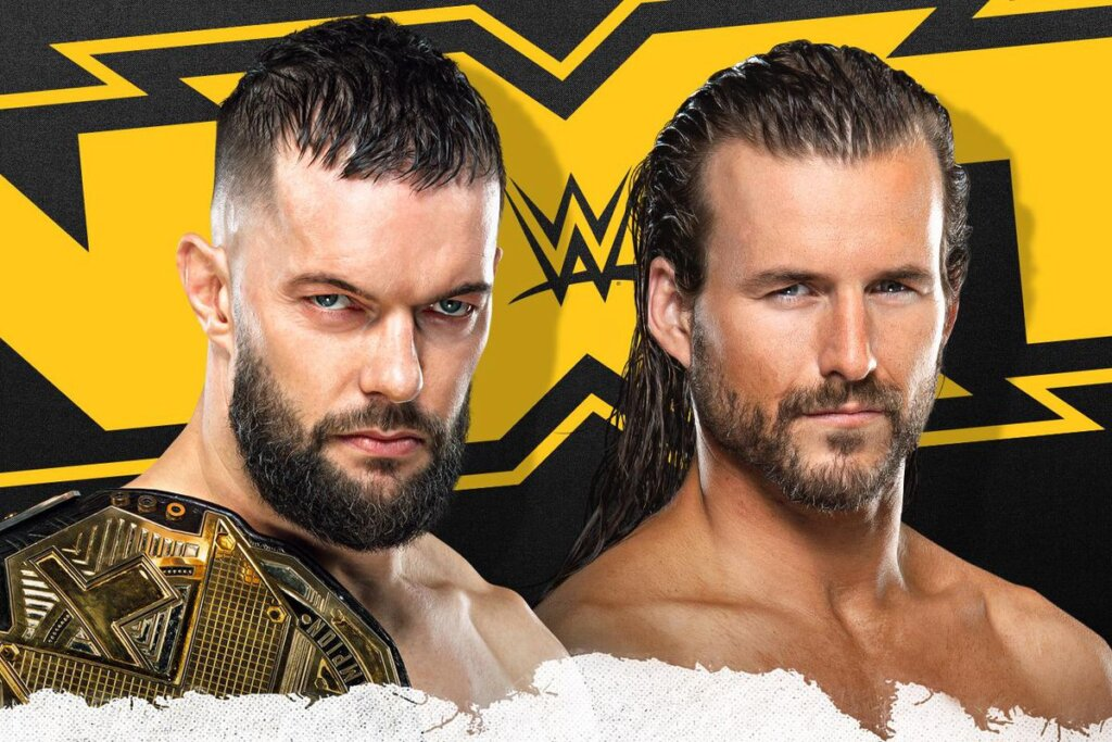 WWE NXT Results 2021