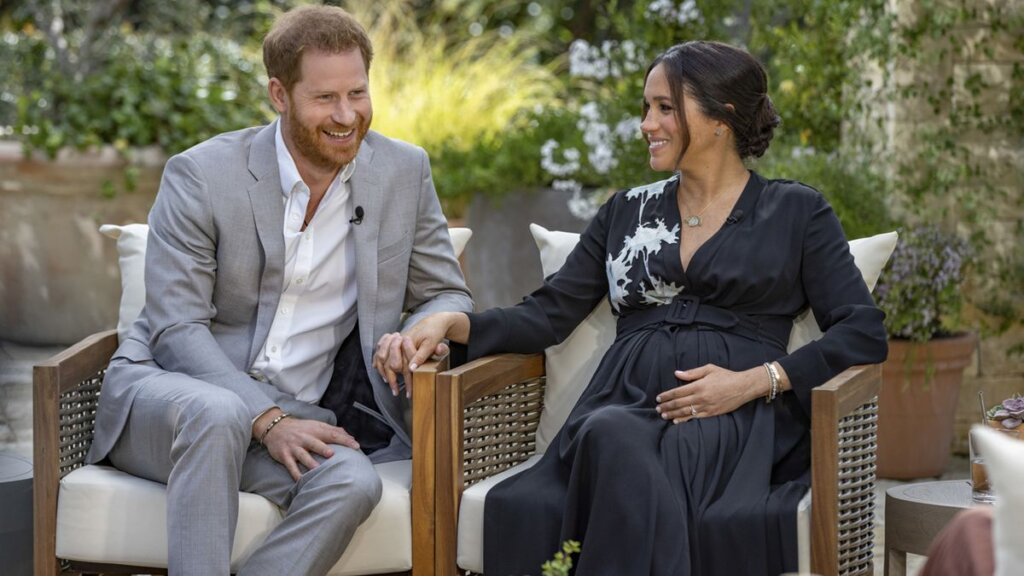 Meghan Markle and Price Harry