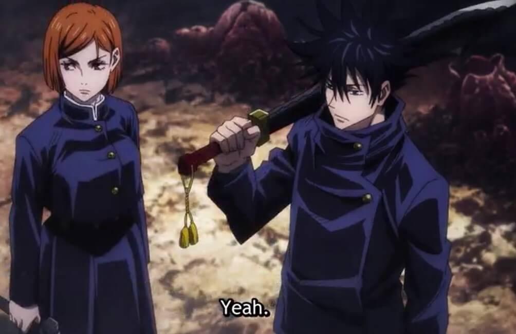 Jujutsu Kaisen Episode 24
