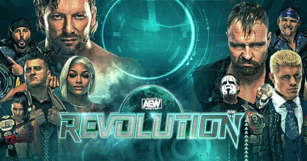 Kenny Omega AEW Revolution 2021