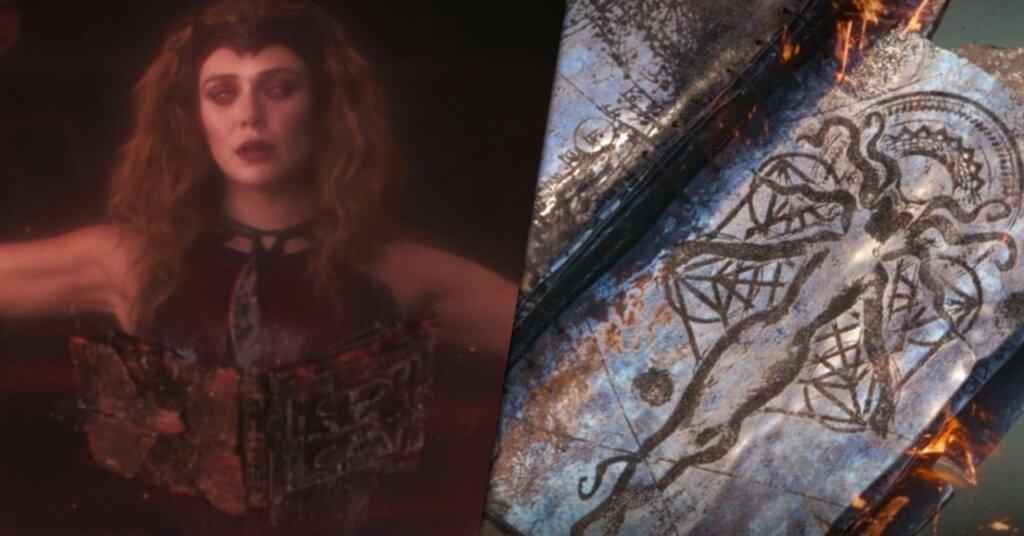 WandaVision And Doctor Strange 2 Darkhold