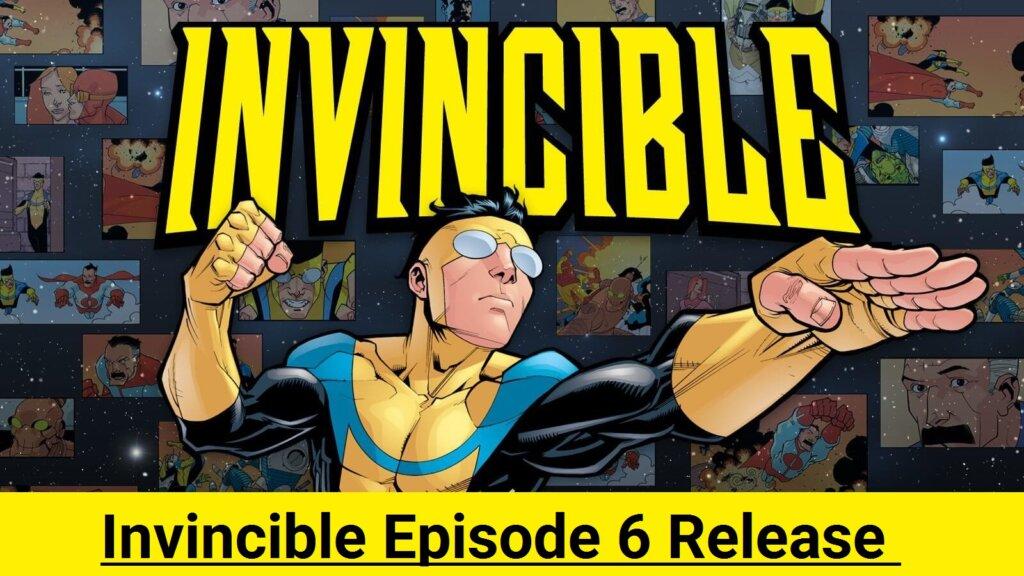 Invincible Episode 6