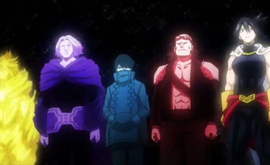 My Hero Academia Season 5 Episode 4