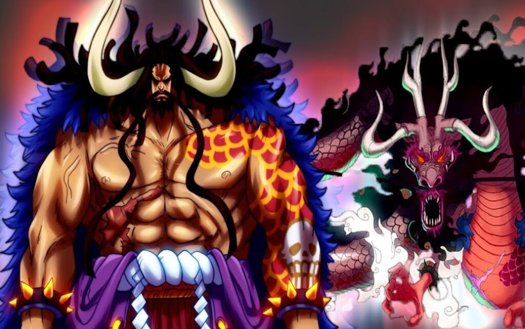 One Piece Chapter 1010