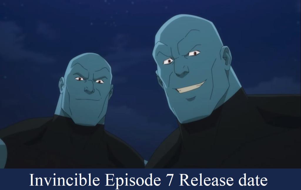Invincible episode 7