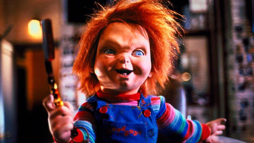 Don Mancini Chucky TV Series
