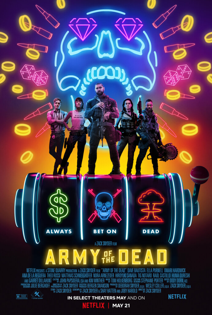 Army of the Dead new poster