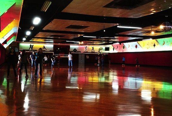 McHenry roller-skating rink