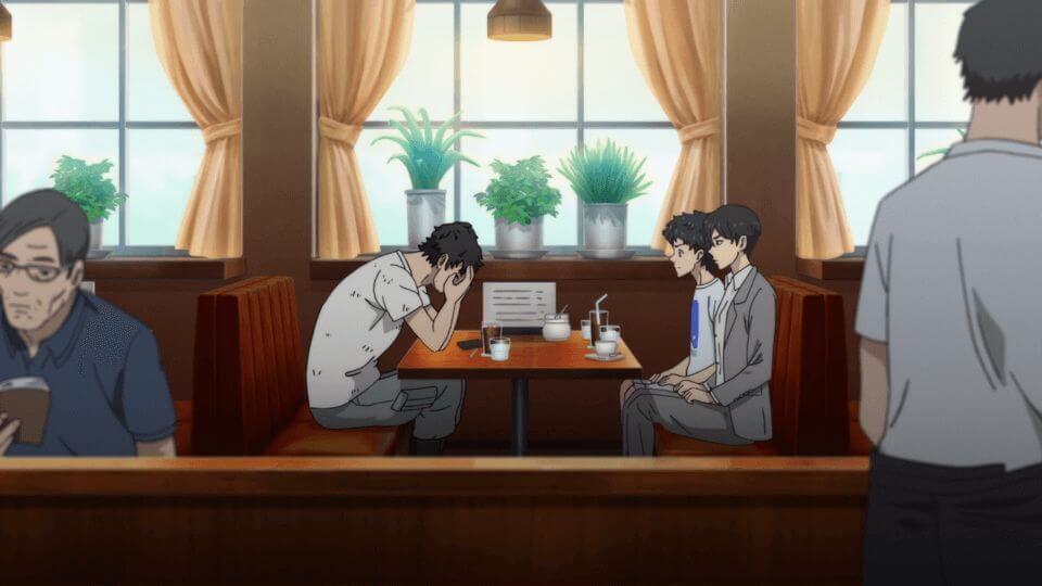 Naota and Takemichi Tokyo Revengers