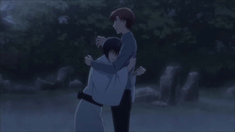 Akito And Kureno (Fruits Basket)