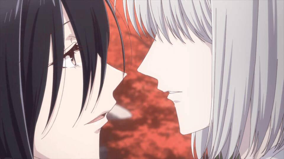 Ren and Akira