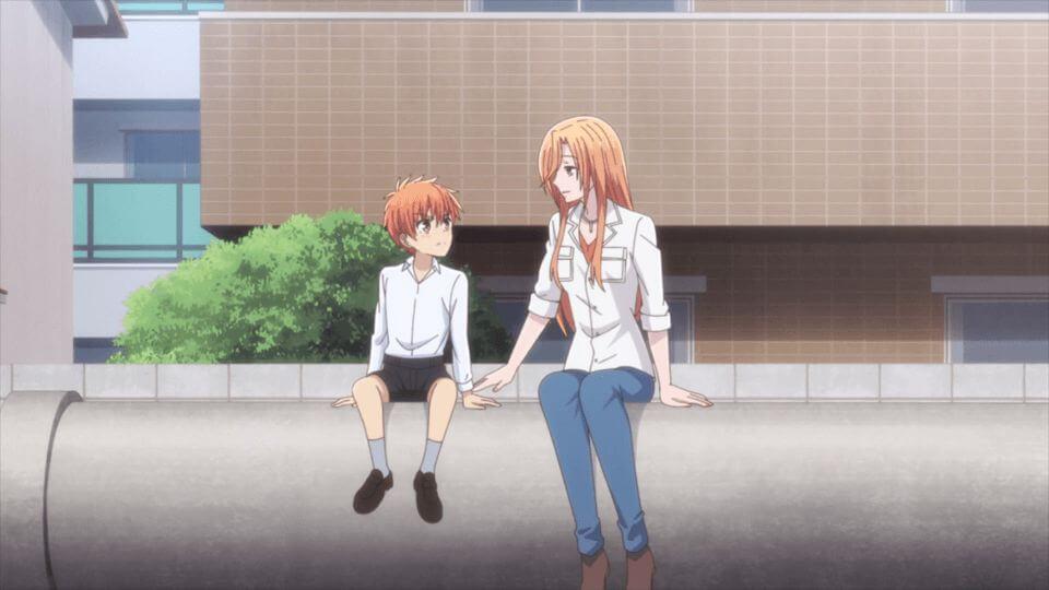 Kyo and Kyoko (Fruits Basket Season 3)