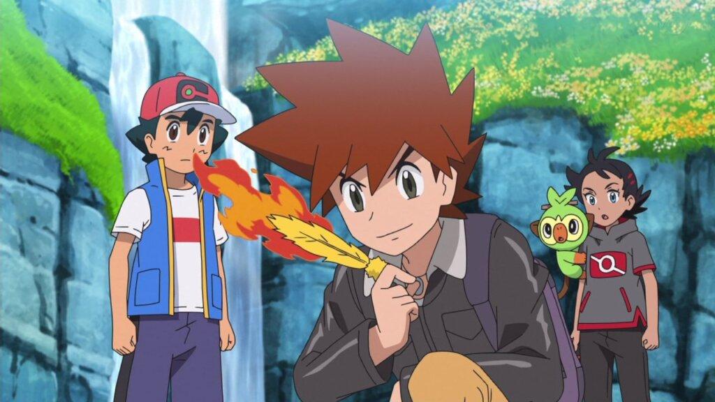 Pokemon Journeys Episode 69