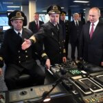 """""""We are the leader of the market for icebreakers"""" President Putin"""