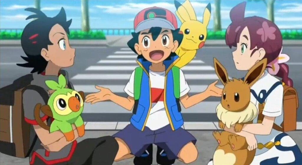 Pokemon Journeys Episode 70