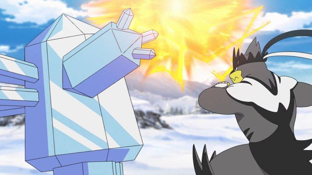 Pokemon Journeys Episode 72