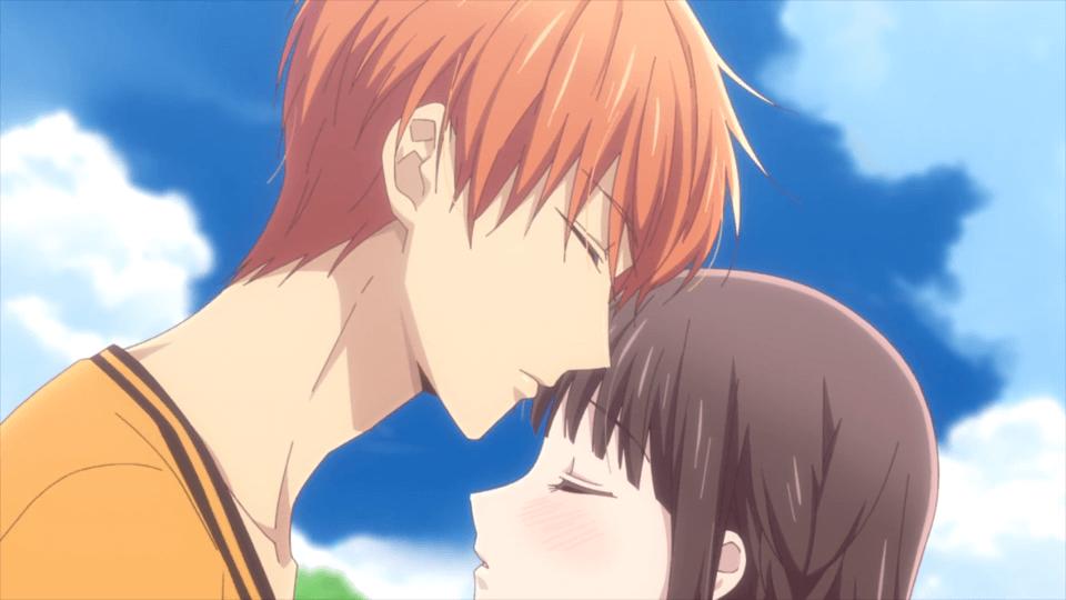 Kyo and Tohru (Fruits Basket Season 3 Episode 12)