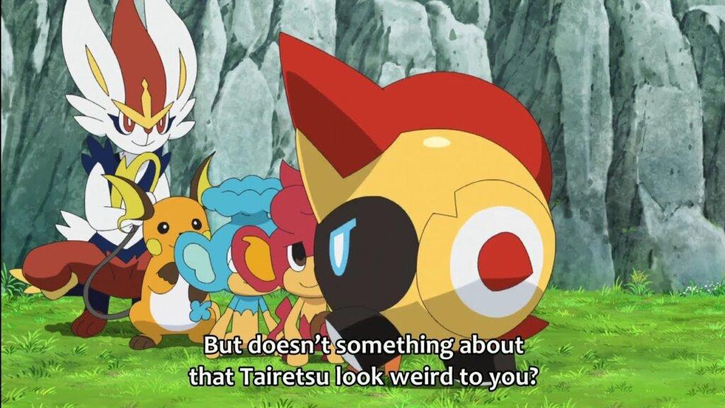 Pokemon Journeys: The Series Episode 73