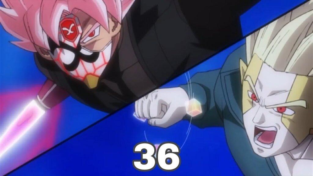 Super Dragon Ball Heroes Episode 36
