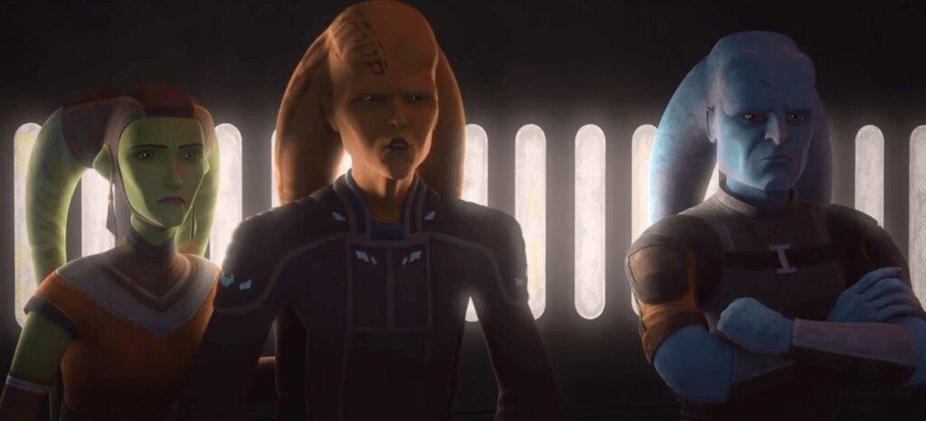 Star Wars The Bad Batch Episode 13