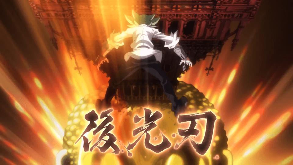 Hao vs Ren (Shaman King (2021) Episode 14)