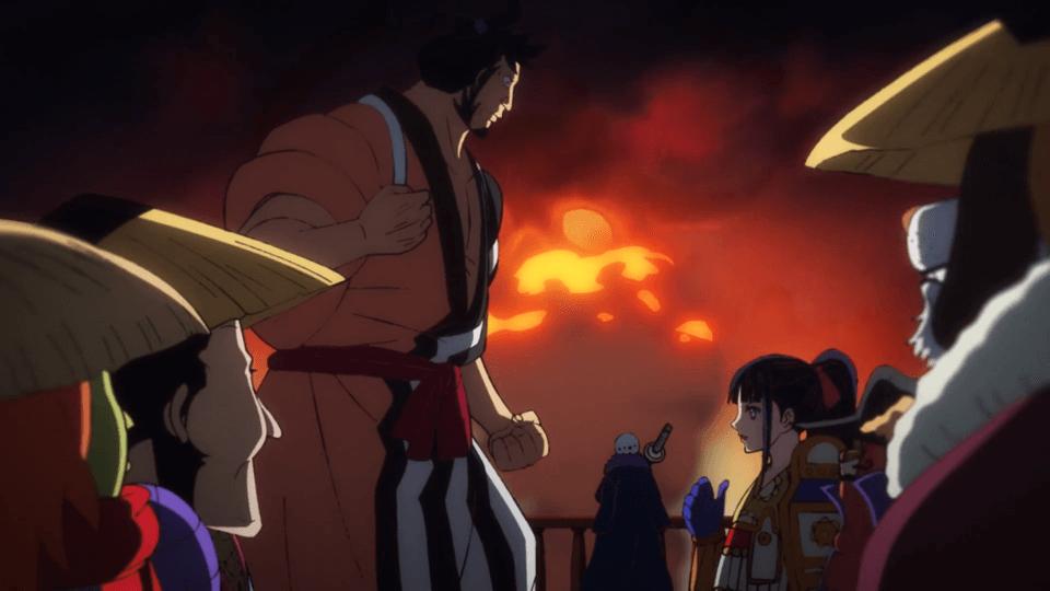One Piece Episode 983