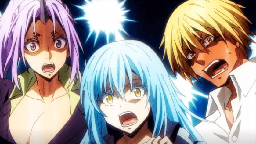 That Time I Got Reincarnated as a Slime season 2 Part 2 Episode 3