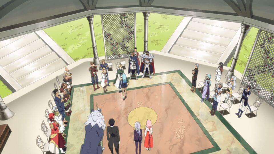 That Time I Got Reincarnated as a Slime season 2 Part 2 Episode 4