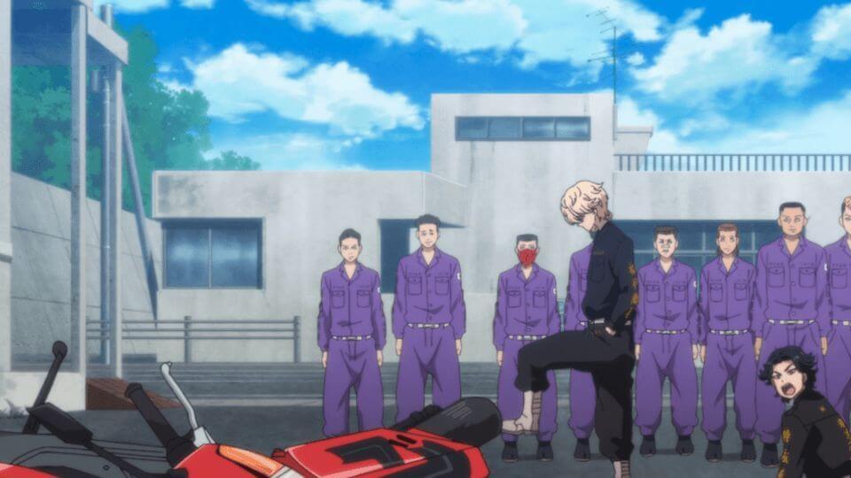 Tokyo Revengers Episode 16
