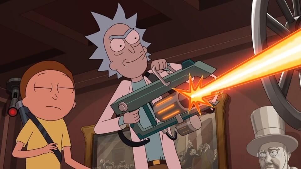 Rick and Morty Season 5 Episode 6