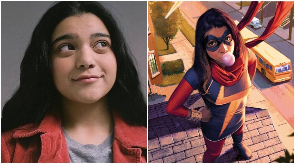 Ms. Marvel 2021