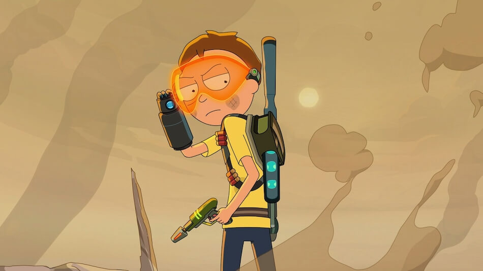 Rick and Morty Season 5 Episode 5