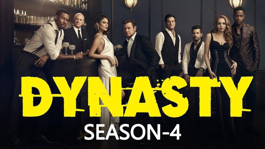 Dynasty Season 4 Episode 13
