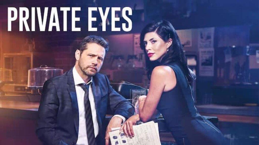 Private Eyes Season 5 Episode