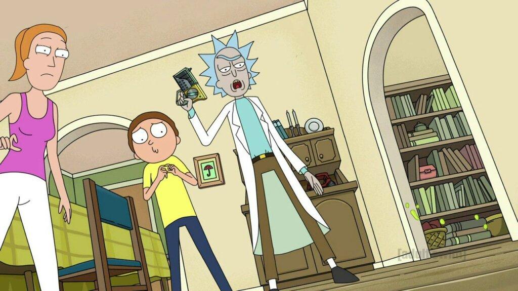 Rick and Morty Season 5 Episode 8