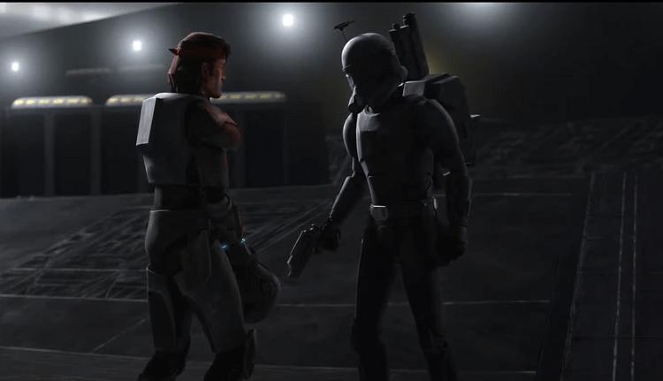 Star Wars: The Bad Batch Episode 16