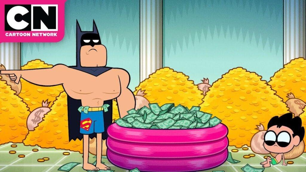 Teen Titans Go! Season 7 Episode 16