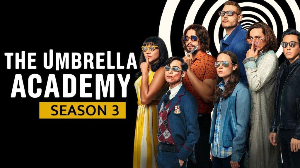 Umbrella Academy Season 3