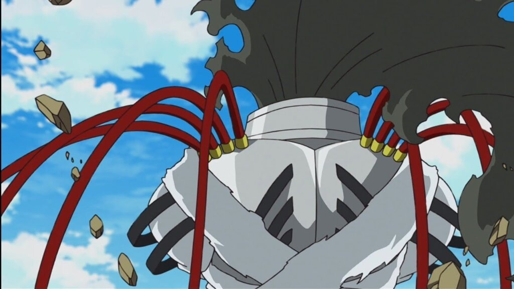Digimon Adventure 2020 Episode 61