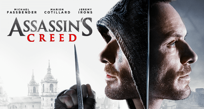 Michael K Williams movie Assassin's Creed