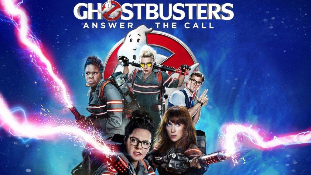 Ghostbursters (2016)