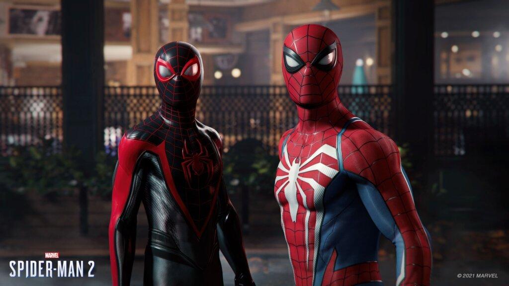 Marvel's Spider Man 2 PS5