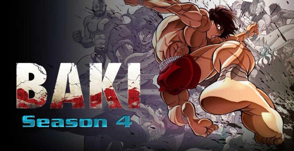 Baki Season 4