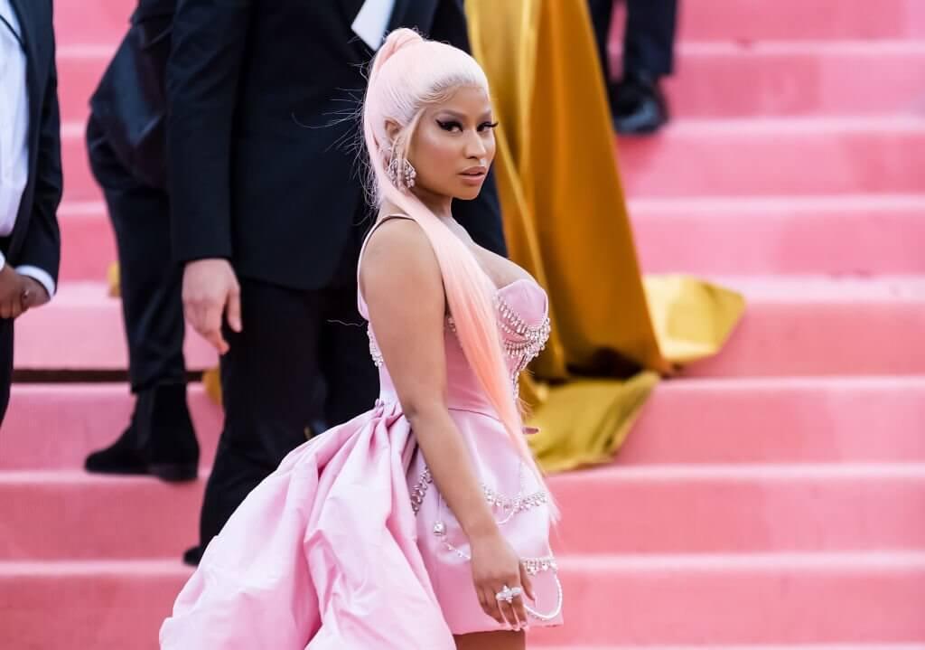 Nicki Minaj 2021 Met Gala