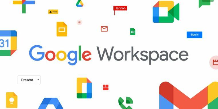 Google Drive Offline workspace