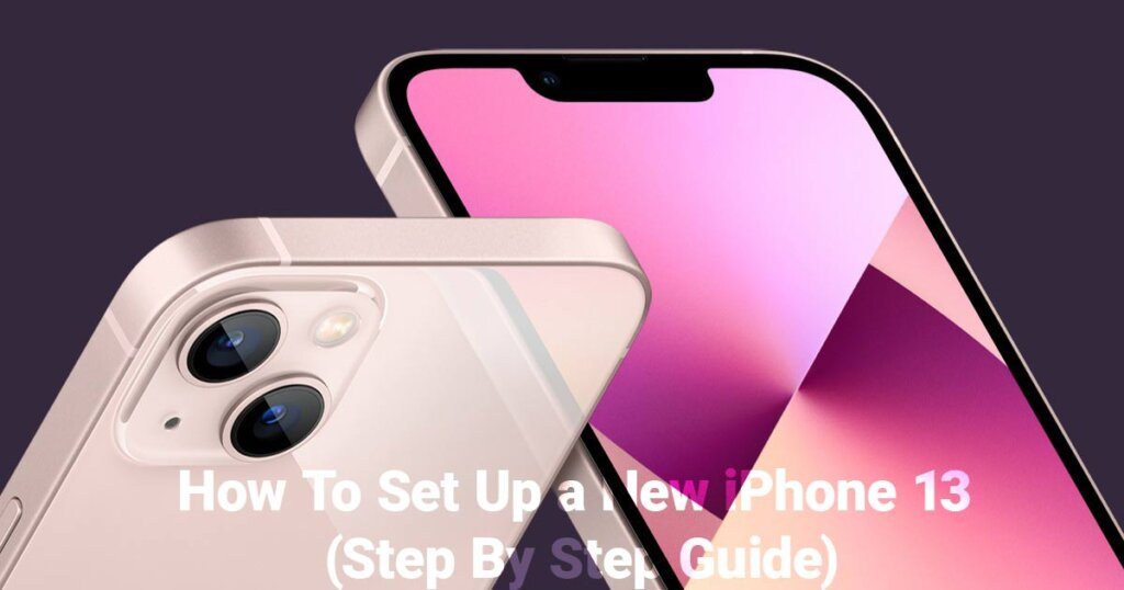 iPhone 13 Guide