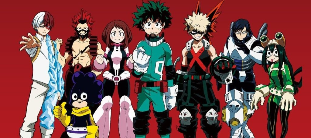 My Hero Academia Season 5 Episode 24